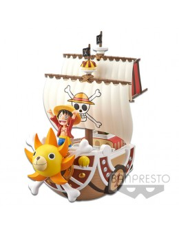 One Piece Mega WCF Figure Thousand...