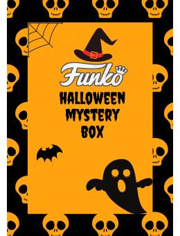 Halloween Funko Pop! Mystery Box
