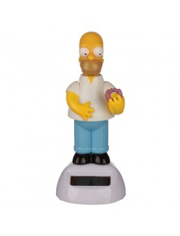 The Simpsons Homer Simpon Solar Doll.