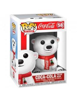 Coca-Cola POP! Ad Icons Vinyl Figure...