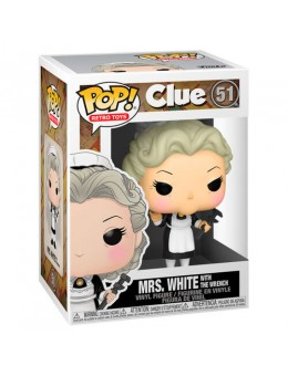Clue POP! Movies Vinyl Figure Mrs....
