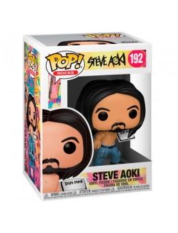 Steve Aoki POP! Rocks Vinyl Figure...