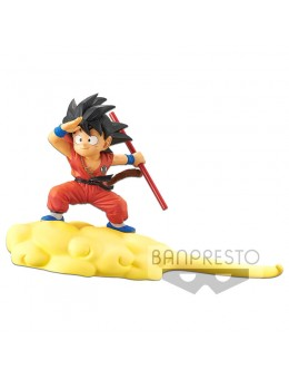Dragon Ball Figure Goku and Flying...