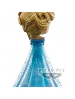 Disney Q Posket Mini Figure Elsa...