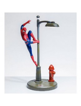 Marvel Spiderman Lamp - Lampada...