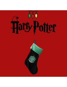 Harry Potter Slytherin Christmas...
