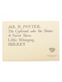 Harry Potter Envelope A5 Notebook -...