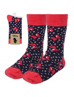 Disney Minnie Socks - Calzini Fiocco...
