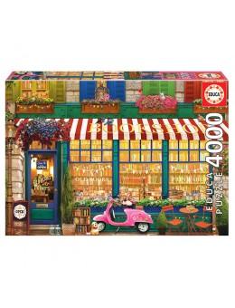 Vintage Bookshop puzzle 4000 pcs