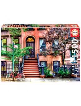 Greenwich Village New York 1500 pcs