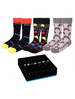 Friends pack 3 men socks - Calzini...