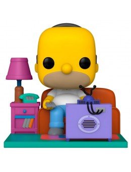 Simpsons POP! Deluxe Vinyl Figure...