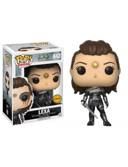 The 100 POP! Television Figure Lexa 9...