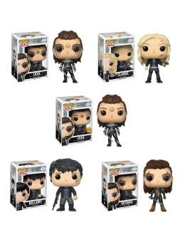 The 100 POP! Television Figures...