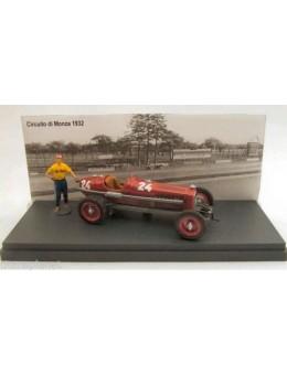 Alfa Romeo P3 N.24 Winner Monza 1932...