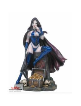 Fantasy Fata Vampira Guardiana del...