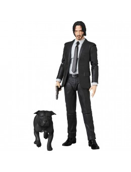 John Wick MAF EX Action Figure John...