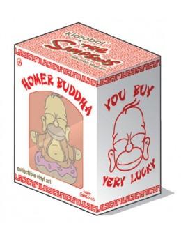 Simpsons Vinyl Figure Homer Buddha 8 cm
