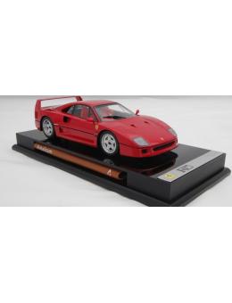 Ferrari F40 Red 1:18