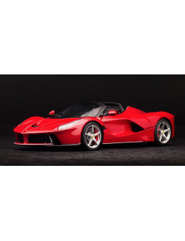 Ferrari La Ferrari Aperta Red 1:18