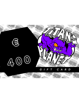Gift Card 400€