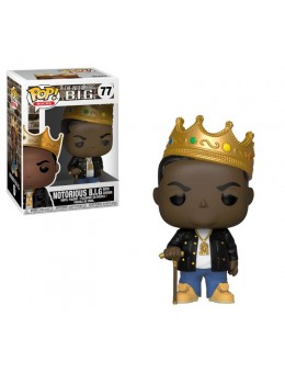 Notorious B.I.G. POP! Rocks Vinyl...