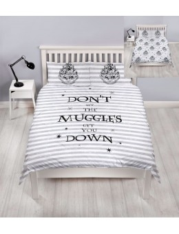 Harry Potter Duvet Set Reversible...