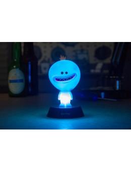 Rick & Morty 3D Icon Light Mr...
