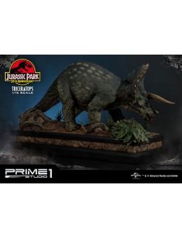 Jurassic Park Statue 1/15 Triceratops...