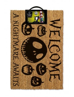 Nightmare before Christmas Doormat A...