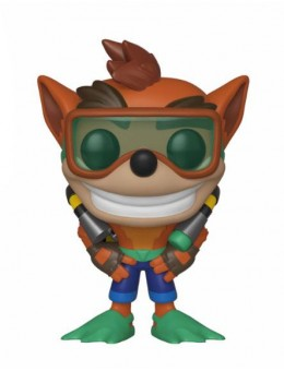 Crash Bandicoot POP! Games Vinyl...