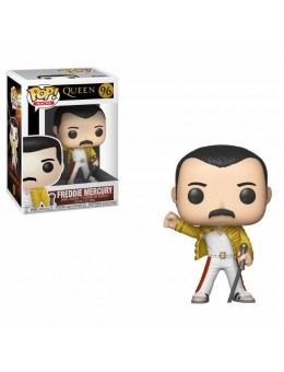Queen POP! Rocks Vinyl Figure Freddie...