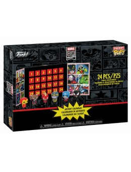 Marvel Pocket POP! Advent Calendar