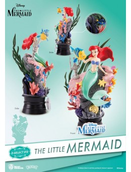 The Little Mermaid D-Select PVC...