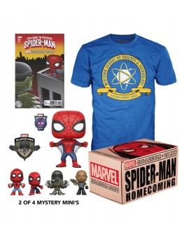 Marvel Collector Corps Box Spider-Man...