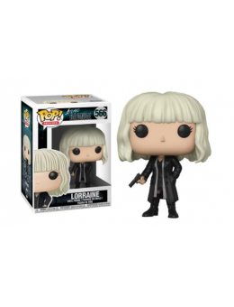 Atomic Blonde POP! Movies Vinyl...