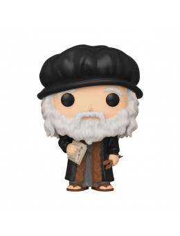 Leonardo da Vinci POP! Artists Vinyl...
