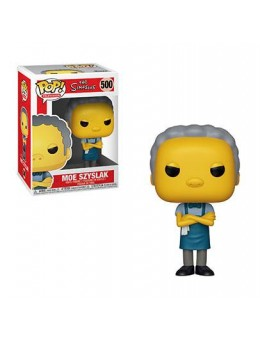 Simpsons POP! TV Vinyl Figure Moe 9 cm