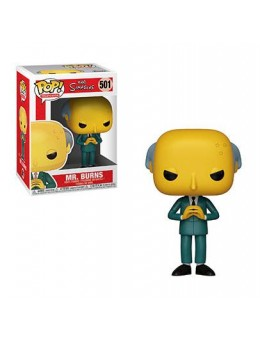 Simpsons POP! TV Vinyl Figure Mr....