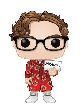 The Big Bang Theory POP! TV Vinyl...