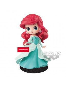 Disney Q Posket Mini Figure Ariel...