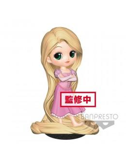 Disney Q Posket Mini Figure Rapunzel...