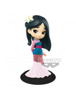 Disney Q Posket Mini Figure Mulan B...