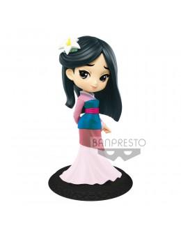 Disney Q Posket Mini Figure Mulan B...