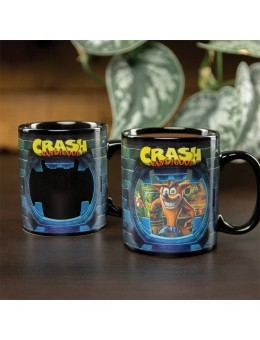 Crash Bandicoot Heat Change Mug Crash...