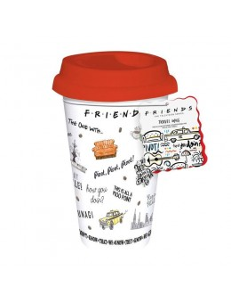 Friends Travel Mug Central Perk