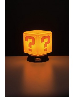 Super Mario 3D Light Question Block...