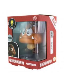 Super Mario 3D Light Goomba 10 cm