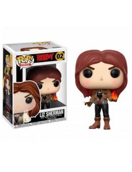 Hellboy POP! Movies Vinyl Figure Liz...