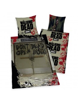 Walking Dead Duvet Set Don't Open...